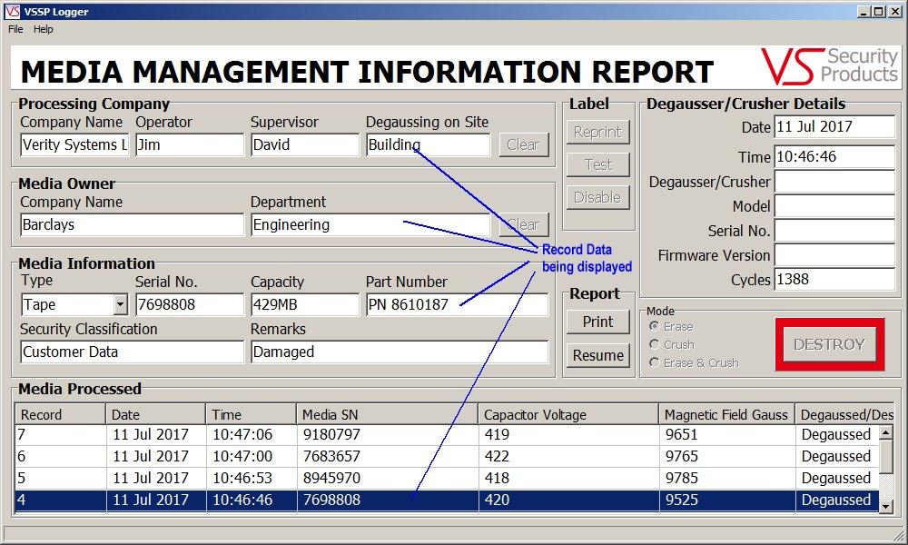 Data-Destruction-Auditor-software-capture